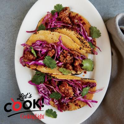 The Creative Kitchen | Cooking Light: Let's Cook! Fast, Healthy Meals ...