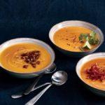 Cooking Light: Pumpkin-Apple Soup