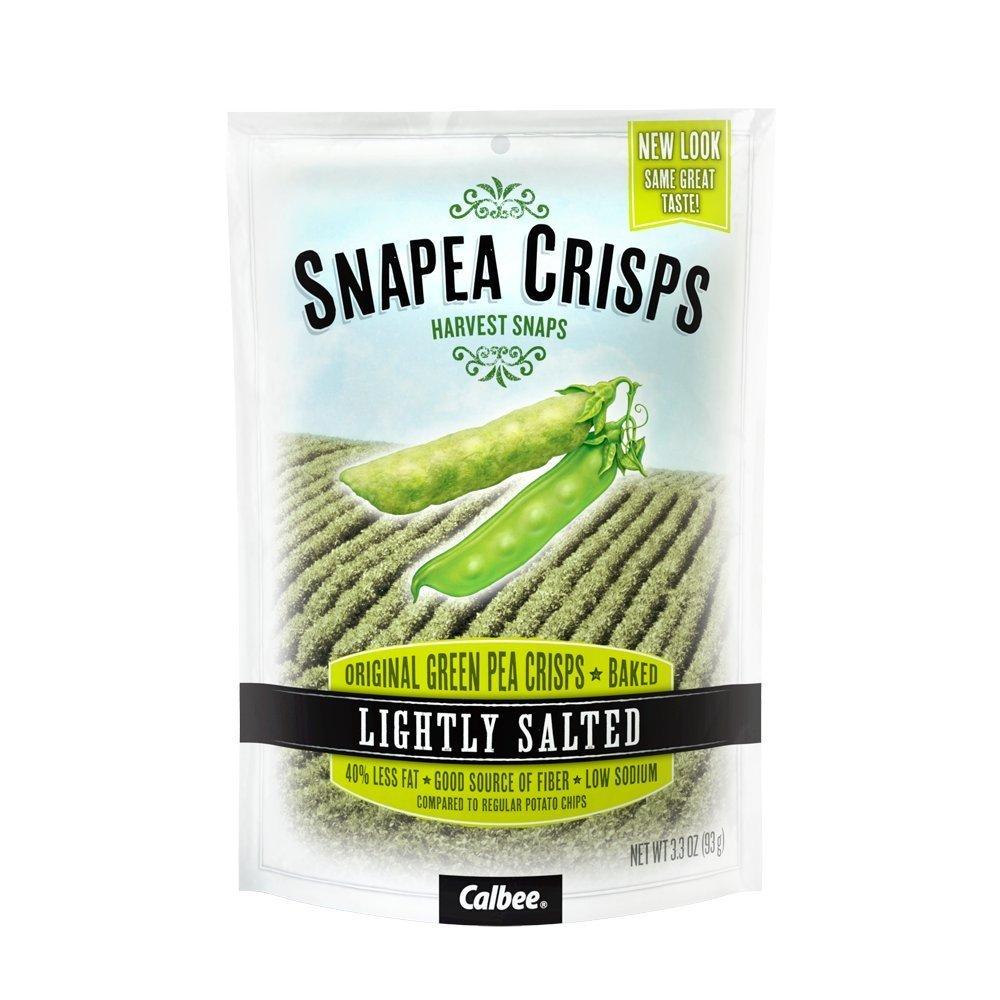 Harvest Snap Snapea Crisps