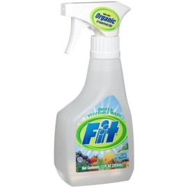 Fit Fruit and Vegetable Wash Product  1-Jul-14