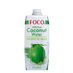 Product Review: Foco 100% Pure Coconut Water