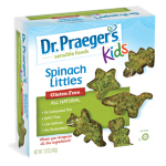 Product Review: Dr. Praeger's Kids Spinach Littles