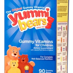 Hero Nutrionals Yummi Bears 8-Jul-14