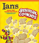 Product Review: Ian's Kids All-Natural Animal Cookies