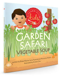 Kitchen Club Kids Garden Safari Soup