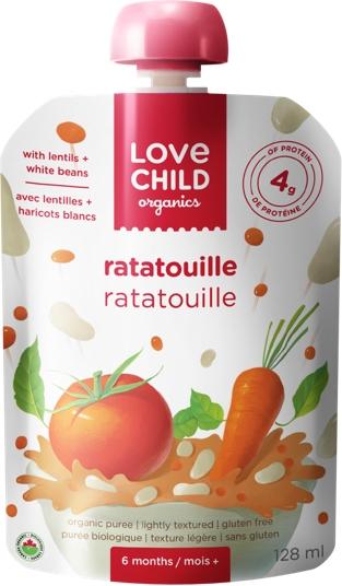 Love child organics pouch