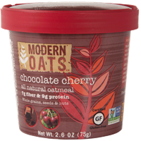 Modern Oats Chocoalte Cherry Oatmeal 26-Sep-14