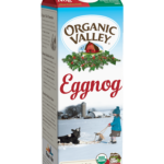 Product Review: Organic Valley Eggnog
