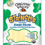 Product Review: Organic Valley Stringles