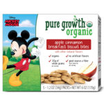 Product Review: Pure Growth Breakfast Biscuit Bites