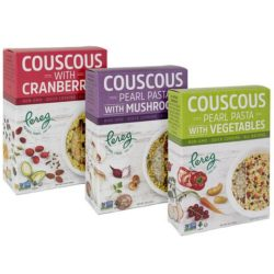 Pereg couscous boxes