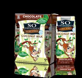 So Delicious Single Serve Coconut Milk 12-Sep-14