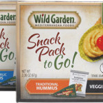 Product Review: Wild Garden Snack Box to Go Traditional Hummus with Veggie Chips