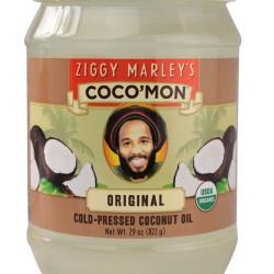 Ziggy Marley's Coco'Mon Organic Coconut Oil 7-Oct-14