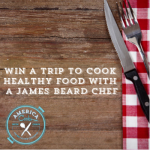 America Cooks With Chefs: Win A Trip To Cook In A James Beard Chef's Kitchen