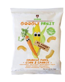crunchy puffs