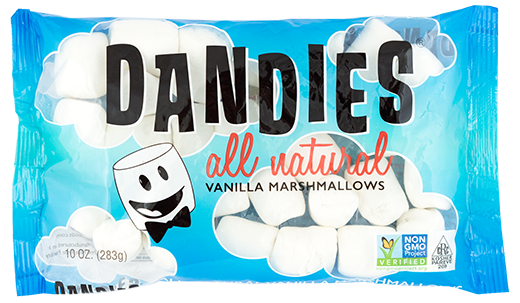dandies marshmallows
