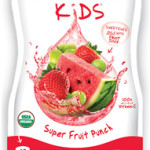 Product Review: Honest Tea Honest Kids fruit pouches