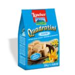 Product Review: Quadratini Vanilla Bite Sized Wafers