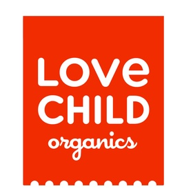 love child organics logo