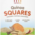 Product Review: NurturMe Quinoa Snack Square