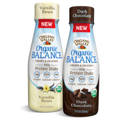 organic valley balance product