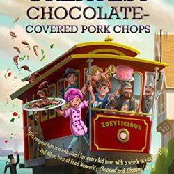 pork chops book cover