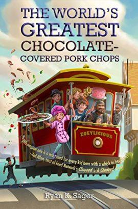 pork chops book cover