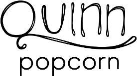 quinn popcorn logo