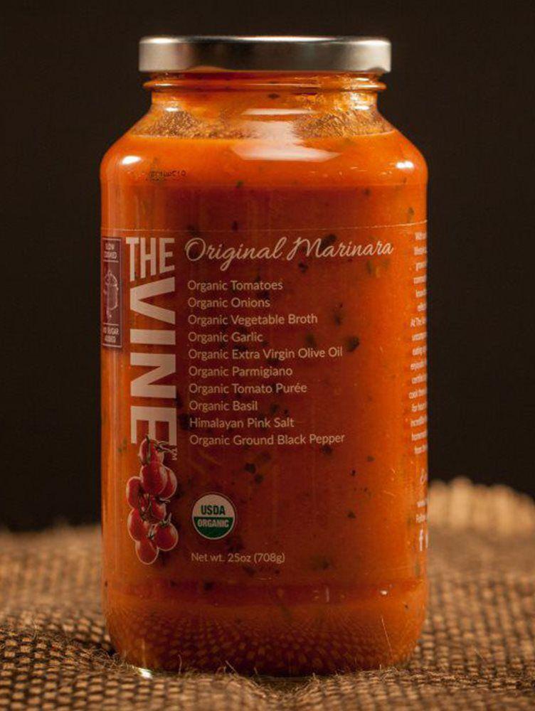 the vine marinara sauce product photo