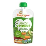 Product Review: Happy Family – Happy Tot Love My Veggies