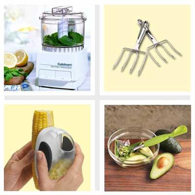 Some Kitchen Gadgets