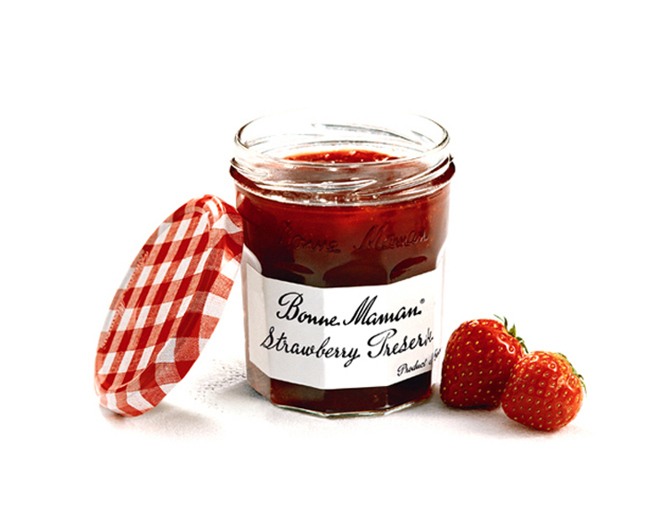 The Creative Kitchen | Bonne Maman Strawberry Preserves Product Review -  The Creative Kitchen