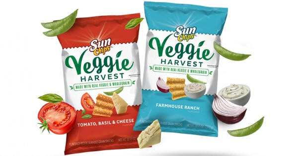 The Creative Kitchen Product Review Sunchips Veggie Harvest Chips